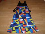 Costum carnaval serbare rochie pentru adulti marime S-M, S/M, Din imagine