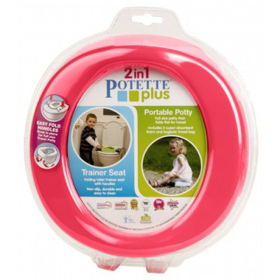 Olita Portabila Potette Plus Roz foto