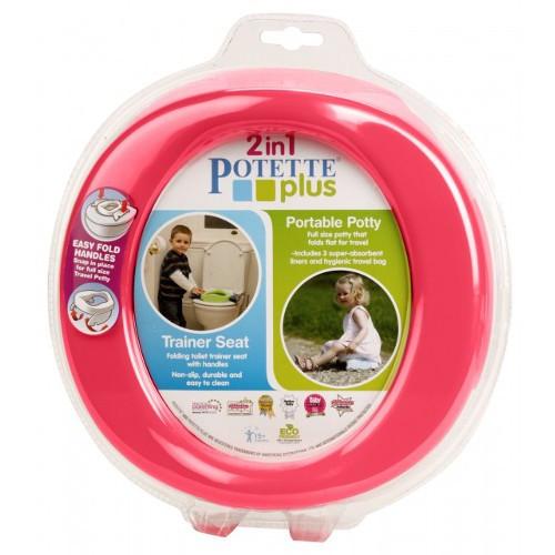 Olita Portabila Potette Plus Roz