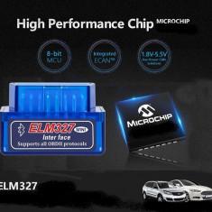 Diagnoza auto 2018 ELM327 V2.1 OBD2 Bluetooth Torque Pro