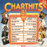 VINIL   Various ‎– Chart Hits 81 Volume 1  - VG+ -