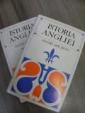 Istoria Angliei vol.I-II Andre Maurois