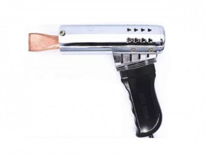 letcon rusesc 500W letcom pistol ciocan de lipit cu cositor foto