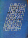 Eminescu Sens, Timp Si Devenire Istorica Iii4 - Gh.buzatu St.lemny I.saizu ,529746