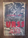 U.R.S.S. azi - Alexandru Sahia (cu ex libris Barbu Brezoianu)