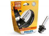 Bec auto D2S 85V 85 35W P32D-2 xenon Xenon Vision 4400K, Philips