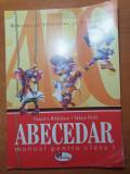 abecedar - manual pentru clasa a 1-a - din anul 2004