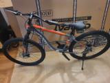"""Bicicleta MTB Velors V2611B 26"""", frana disc, transmisie Shimano"""