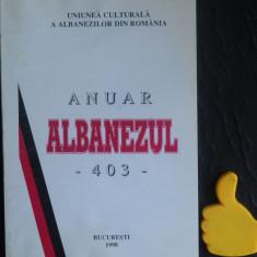 Anuar Albanezul 403