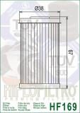 Filtru Ulei HF169 Hiflofiltro Daelim 15412-BA1-0000 , 15412-KN6-0096 Cod Produs: MX_NEW HF169