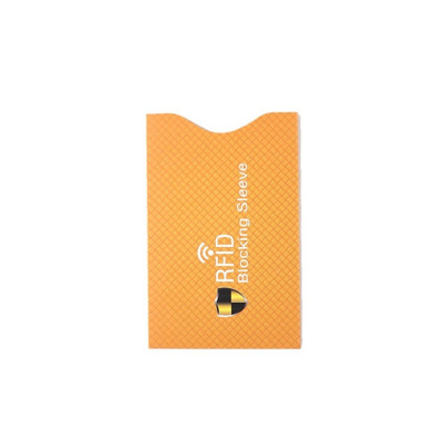 Folie protectie credit card bancar, contactless, model CF03G foto