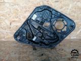 Macara geam stanga spate pentru Volvo V40 II, 2012-2018, cod OEM 31276217