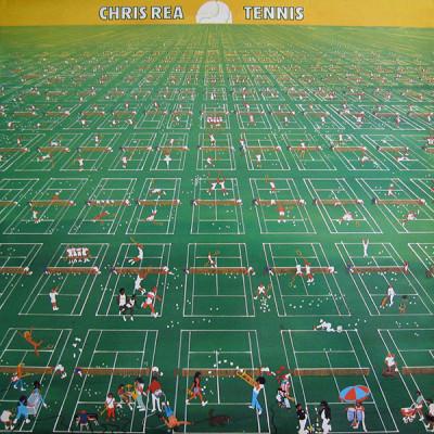 VINIL  Chris Rea – Tennis  LP VG+ foto