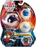 Pachet figurine Bakugan Start - Darkus Gorthion