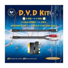 DVD HOME CINEMA KIT 1 (LIPSA ADAPTOR SCART)