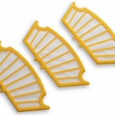Filter-set pentru irobot roomba 500er serie (3x gelb), ,