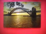 HOPCT 48025 PODUL SI PORTUL   SYDNEY  AUSTRALIA -NECIRCULATA