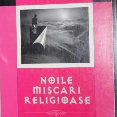 NOILE MISCARI RELIGIOASE - NICOLAE ACHIMESCU