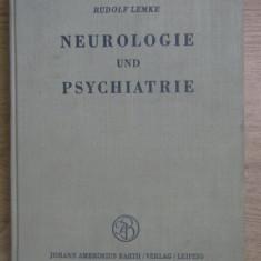 Rudolf Lemke - Neurologie und Psychiatrie