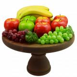 Suport din lemn pentru tort,prajituri,fructe