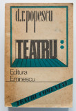 D.R. Popescu - Teatru II (ed. îngrijită de Valentin Silvestru)