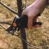 Fiskars P54 Foarfeca cu parghie de forta  pt gradina, vie, pomi,Made Finland