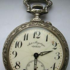 CEAS  ELVETIAN -  DOXA HUNTING ANTIQUE 1905's SWISS ULTIMATE ART DECO