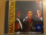 Imagination - The Collection CD original 1991, Germany Comanda minima 100 lei