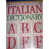 Italian dictionary - italian-english - english-italian