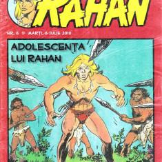 Rahan nr. 6 - Adolescența lui Rahan
