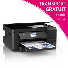Imprimanta Epson L6170 multifunctionala inkjet color, CISS, A4, Wireless