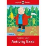 Farmer Carl Activity Book