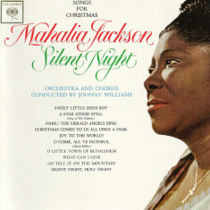 Mahalia Jackson Silent Night: Songs For Christmas Expanded (cd)