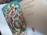 Dictionar de antichitati/argintarie,ceramica,mobilier