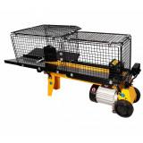 Cumpara ieftin Despicator de lemne ProGARDEN 65558, 5 tone, monofazat, 2200 W, Dmax. 250 mm