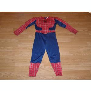 costum carnaval serbare spiderman pentru copii de 4-5-6 ani