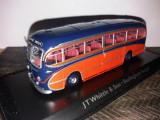 Macheta autobuz JT Whittle & Son - Burlingham Seagull - Atlas scara 1:72