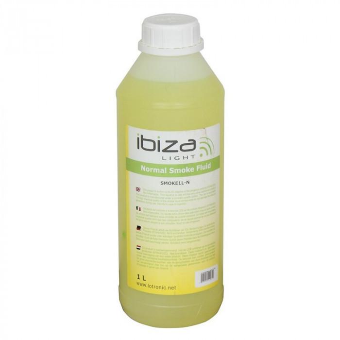 Lichid Ibiza pentru masina de fum, 1 l, galben