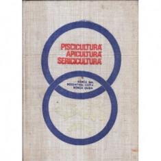 Piscicultura - Apicultura - Sericicultura, Dimitrie Cantemir