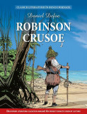 Robinson Crusoe. Benzi desenate