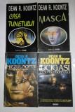 DEAN R.KOONTZ - CASA TUNETULUI+MASCA+MIEZUL NOPTII+UCIGASI IN NUMELE DOMNULUI, Nemira