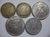Romania (62) - 20 Lei 1992, 1993, 100 Lei 1993, 1994, 500 Lei 1999