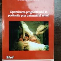 Optimizarea prognosticului in peritonite prin tratamentul actual- Gabriel Statescu