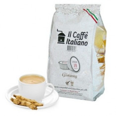 Capsule Ginseng Il Caffe Italiano – Compatibile A Modo Mio® 10 buc