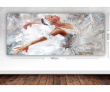 Tablou Ballerina 60x140 cm