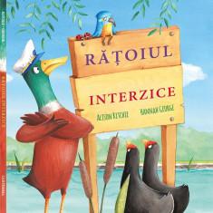 Carte Ratoiul interzice - Alison Ritchie
