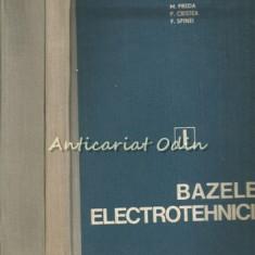 Bazele Electrotehnicii I, II - Marius Preda, Paul Cristea