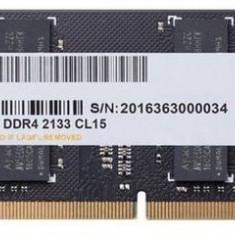 Memorie APACER ES.04G2R.LDH-TN, DDR4, 4GB, CL15, 2133MHz