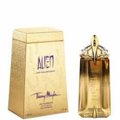 Apa de parfum Thierry Mugler Alien Oud Majestueux, 90 ml, pentru femei