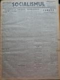 Ziarul Socialismul , Organul Partidului Socialist , nr. 30 / 1920